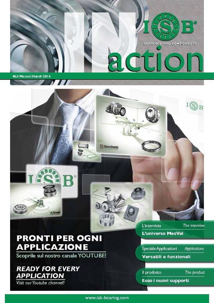 ISB IN ACTION N°8 | ISB Industries